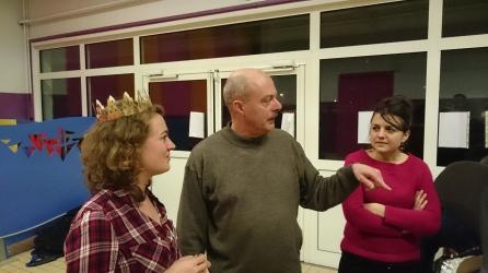Galette des rois & AG 2016